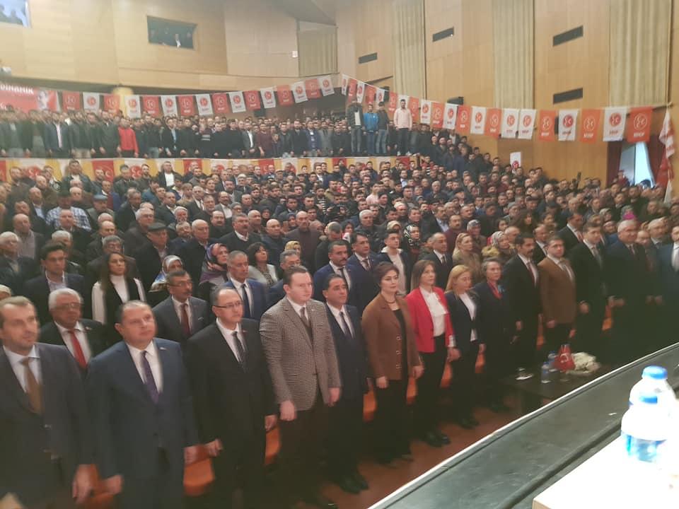 MHP Aksaray'da 11 Milletvekili ile Aday Tanıtımı Yaptı