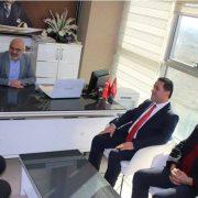 MHP Aksaray belediye başkan adayı Sefer Alkan Yaşlıları Unutmadı