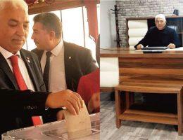 Kızlay Aksaray Şubesi Başkanı Yusuf Öztürk oldu