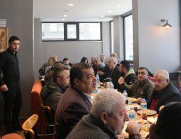 Chp Aksaray Yeni İl Yönetimi Basın mensupları ile kahvaltıda buluştu