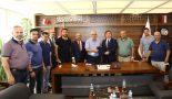 Aksaray'da Öğrencileri İlgilendiren Protokole imzalar atıldı