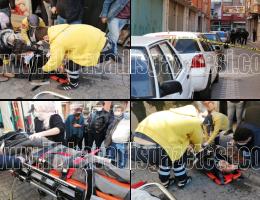 Aksaray'da silahlı saldırı