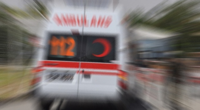Aksaray Nevşehir karayolunda kaza 1 yaralı