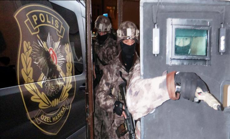 DEAŞ örgüt mensubu terörist operasyon ile yakalandı