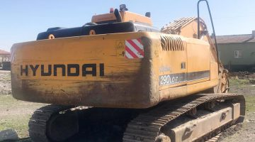 Aksaray'da Çalınan iş makinasını JASAT buldu