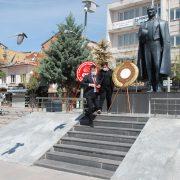 Aksaray CHP teşkilatından Alternatif Kutlama