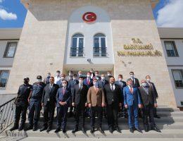 Aksaray Valisi Hamza Aydoğdu'dan Ağaçören ve Sarıyahşi İlçelerine ziyaret